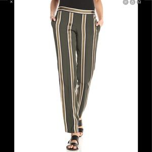 Theory Termin Latter Stripe Pant Fatigue Multi